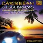 Steelasophical - Caribbean Steeldrums (20 Famous Tropical Melodies- Calypso, Samba, 2000)