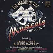 Magic of the Musicals, Marti Webb & Mark Rattray CD