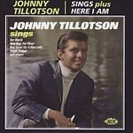 Johnny Tillotson - Sings/Here I Am (CDCHD 1162)