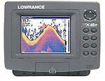 Lowrance LCX-18C GPS Receiver