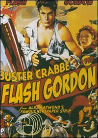 Flash Gordon (1936) 2 DVD -  nuovo
