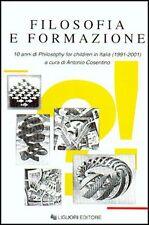 Libri e riviste di saggistica, filosofia da Italia