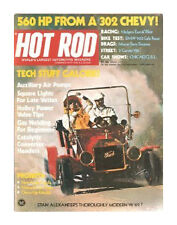 Hot Rod Monthly 1940-1979 Magazine Back Issues