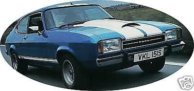 TICKOVER Retro Ford Parts