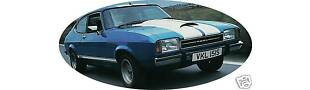 TICKOVER Retro Ford Parts
