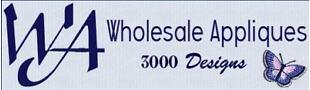 Wholesale Appliques 3000 Designs