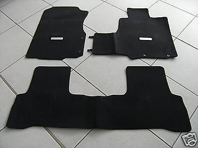 Genuine Honda Carpet Mats CRV All models 2007 to 2012