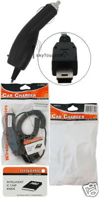 Car Charger For Garmin Nuvi 255w 260w 270w 200w 205w