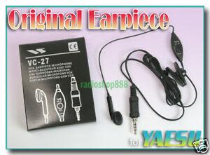 YAESU-VC-27-Earpiece-for-VX-170-VX-177-VX-6R-VX-7R-VC27