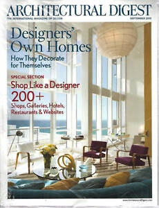 Architectural Design Magazine Ebay
