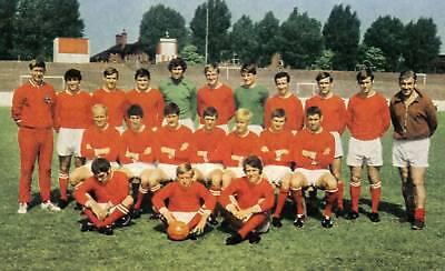 LINCOLN CITY FOOTBALL TEAM PHOTO 1969-70 SEASON