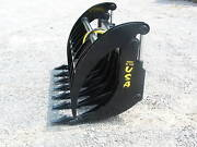 Skid Steer Grapple
