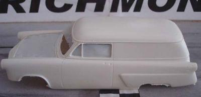 1953 Ford Sedan Delivery Wagon Resin Body Flintstone