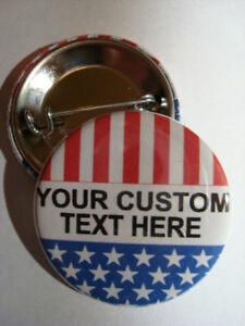 YOUR-CUSTOM-TEXT-HERE-BUTTON-Badge-1-1-4-034-Pinback-NEW