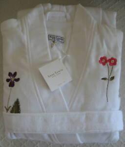 Anne Lewin Luxurious Terry Velour Bathrobe Long Ebay