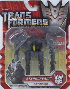 Transformers-STARSCREAM-Keychain-Keyring-Decepticon-Revenge-of-the-Fallen-Seeker