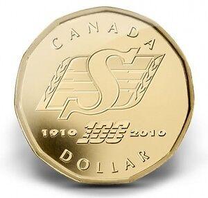 2010-CANADA-SASKATCHEWAN-ROUGHRIDERS-LOONIE-DOLLAR-UNC