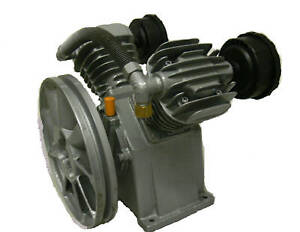 Air Compressor Pump 12 cfm output ( for 3 hp motor)