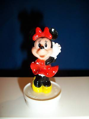 CLASSIC MINNIE MOUSE Disney SMARTIES TUBE TOPPER Figure
