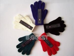 *Ladies Womens Adult MAGIC GLOVES Assorted Colours*. Zoom; Enlarge