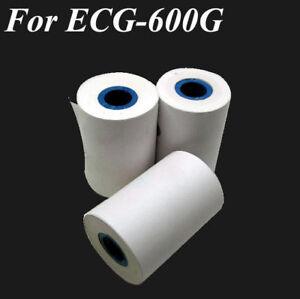 Print-paper-CONTEC-ECG-600G-ECG-EKG-Electrocardiograp-Brand-New-110mm-20m-size
