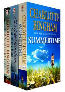 Charlotte-Bingham-3-Books-Collecton-Set-RRP-19-97