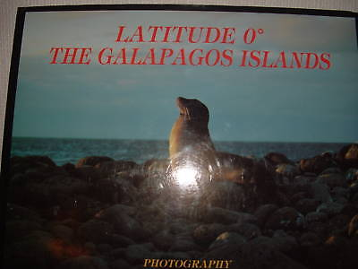 Latitude 0 The Galapagos Islands By Lasso  Limited Rare