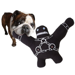 Extreme-Dog-Toy-Sex-Slave-gimp-suit-and-chains-NEW