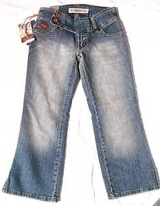 WoW-REDBRIDGE-CAPRI-HipHop-Beach-Rap-Star-JEANS-W-26