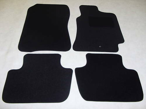 Lexus is200 1999-05 Fully Tailored Car Mats Black+Clip