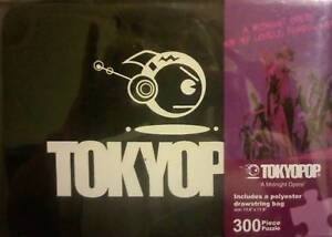 ANIME TOKYOPOP PUZZLE W BAG NEW A MIDNIGHT OPERA