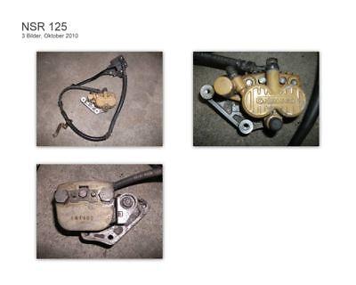 Honda NSR 125 JC22 96-03 Bremse Vorne Bremsanlage 04191