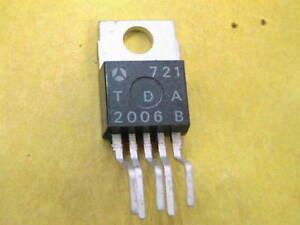 IC-BAUSTEIN-TDA2006-B-11320