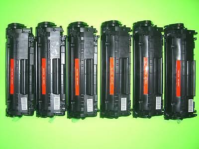 6 Toners For Hp Laserjet 1012 1015 1018 1020 1022 3015 30...