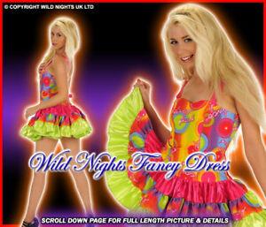 FANCY-DRESS-80-039-S-DISCO-FREAK-RA-RA-DRESS-LG-16-18