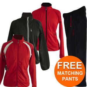 WOMENS-ZIPPED-YOGA-RUNNING-JACKET-COAT-FREE-PANT-GIFT