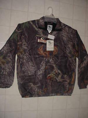 Large Mossyoak Outfitters Ridge Waterproof Hunt Jacket