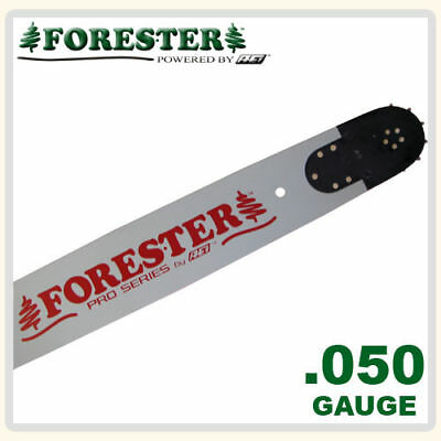 Forester Professional Chainsaw Bar 20 For Stihl Fits Large Mount, 3/8, .050