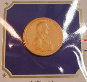 """Bronze James Monroe Presidential Medal 1 5/16"""""""