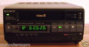 Sony Video8 Recorder EV-C3E