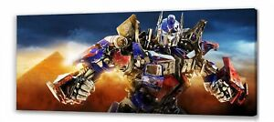 Transformers-Optimus-prime-Kids-bedroom-canvas-picture