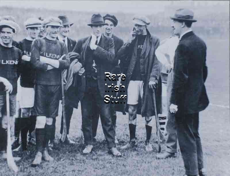Michael Collins & Kilkenny Team, Leinster Final 1921