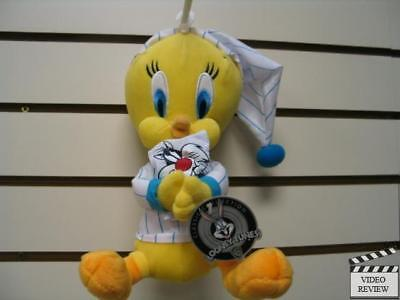 Tweety With Pajama And Sylvester Pillow Applause