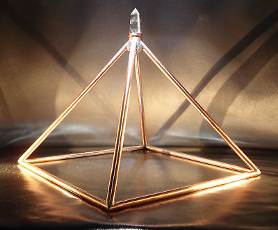 PYRAMID OF LIGHT ORGONE 12