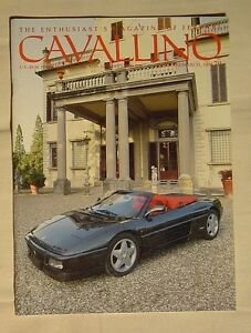 Cavallino-Ferrari-Magazine-No-79-Feb-March-1994