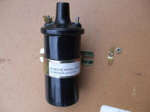 NEW-6-VOLT-IGNITION-COIL-FORD-USA-VINTAGE