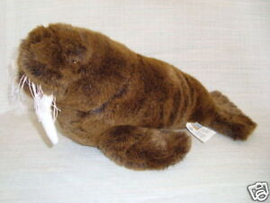 Animal-Alley-Plush-Walrus-14-034-Exclusive-Toys-R-Us-Toy