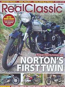 REAL-CLASSIC-61-Norton-Model-7-Triumph-TR6-Ariel-NEW