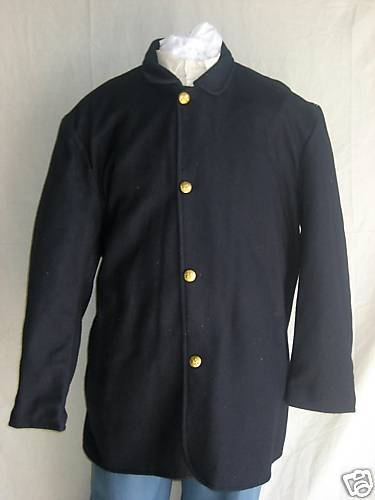 "Sack Coat ""US"" - Highest Quality - (Even Sizes 52-60) - Civil War - L@@K!"