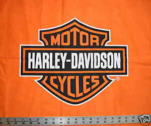 Harley Davidson Fabric Ebay